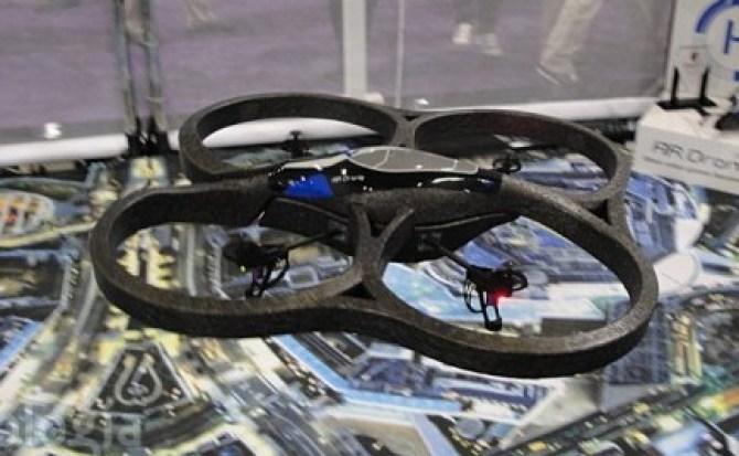 Finalmente le ponen precio al Parrot AR.Drone
