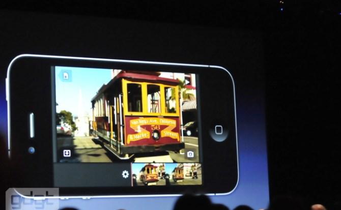 iPhone 4: Cámara frontal, HD, nuevo sistema operativo, Chip Apple A4 y videollamadas
