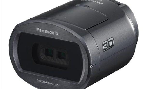 HDC-SD750: La cámara 3D para usuarios hogareños de Panasonic