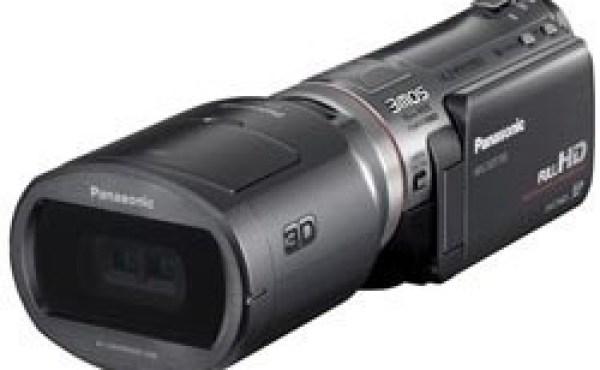 Se filtra más información sobre la nueva cámara 3D de Panasonic