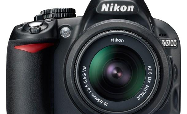 Nikon D3100 llega con grabación Full HD y un sensible enfoque automático