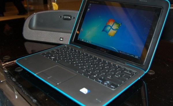 Dell lanzará tabletas con Windows 8  pero también revivirá los convertibles