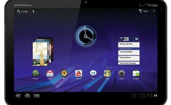 CES 2011 | Motorola Xoom hace presencia con el esperado Android Honeycomb