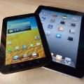 Samsung Galaxy Tab solo Wi-Fi llega tarde a la batalla