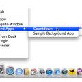 Ejecutando apps de Chrome en segundo plano
