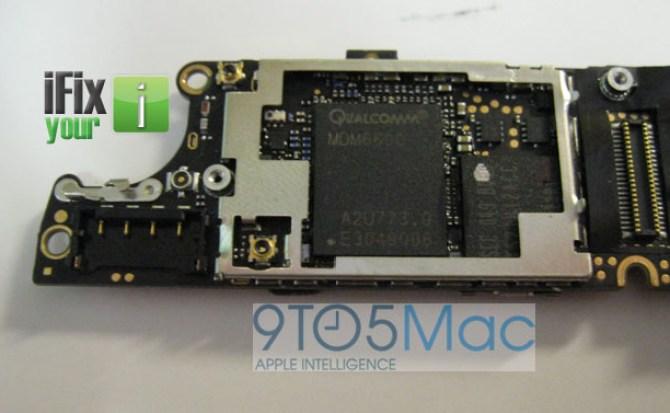 El iPhone de Verizon es CDMA; pero compatible con redes GSM