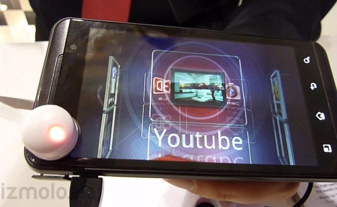 MWC 2011 | LG Optimus 3D, smartphone con pantalla 3D sin necesidad de gafas