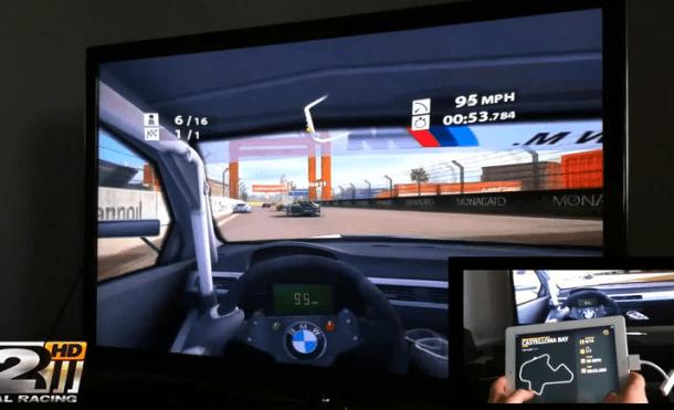Real Racing 2 HD se convierte en el primer juego para iPad 2 con salida a 1080p
