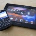 Nueva Blackberry Playbook será HSPA+ y vendrá con procesador a 1.5GHz
