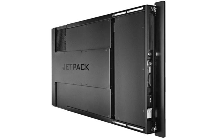 PiixL Jetpack: Steam Machine delgada para esconder detrás del HDTV