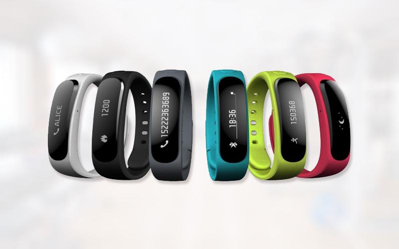 TalkBand B1, el brazalete inteligente de Huawei