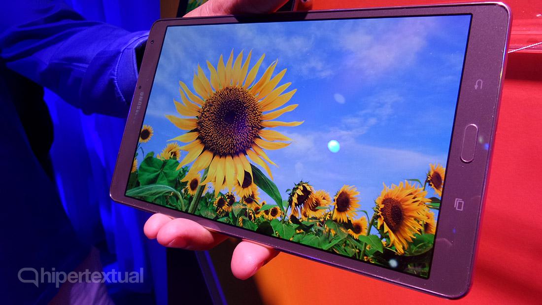 ¿Logrará Samsung adueñarse del mercado su Galaxy Tab S?