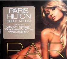 Paris Hilton Bansky