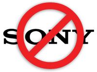 No-Sony
