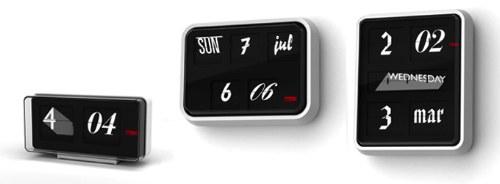 Font Clock  680X250  1