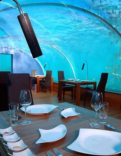 Restaurante Bajo El Agua 1