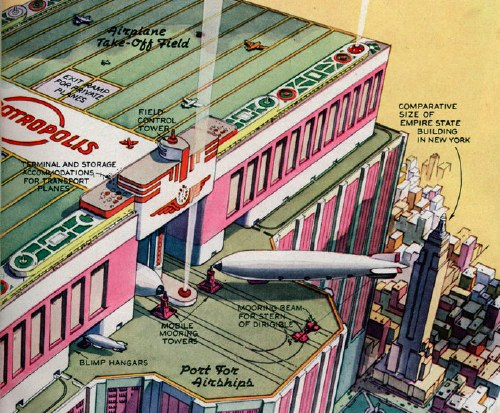 Airport Of Tomorrow