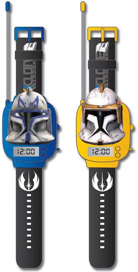 Star Wars relojes