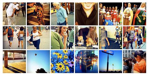 Set de imágenes de iPhone por sionfullana