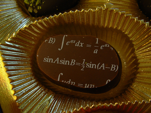 Chocolate & Matematicas