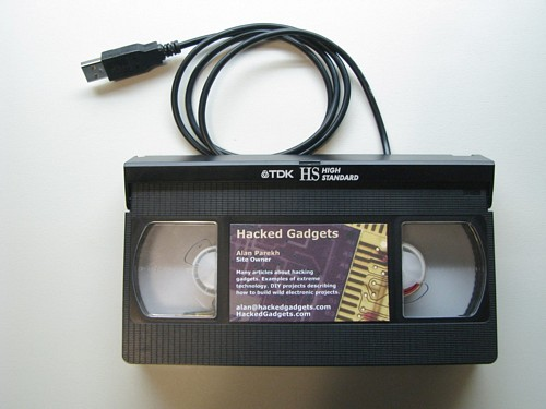 VHS USB