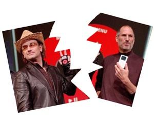 U2 & Steve Jobs