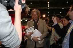 Bob Geldof to the bloggers