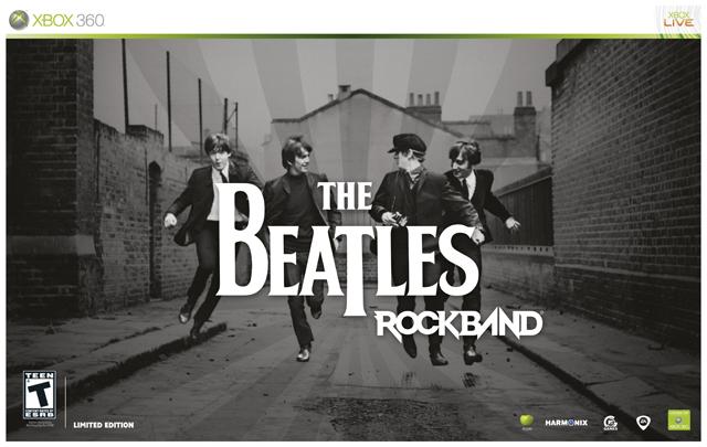 Rock Band de Los Beatles