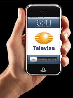 televisa-celular