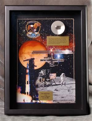 placa lunar