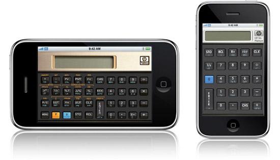 HP calculadoras