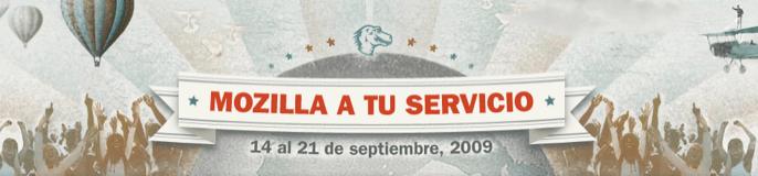 Mozilla a tu servicio