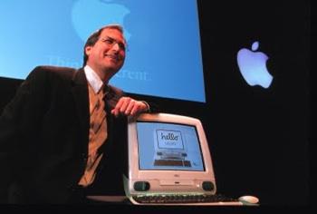 Steve Jobs 1998