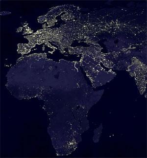 satellite-night