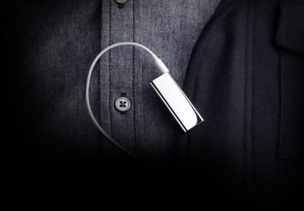 iPod Shuffle metalizado