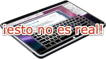 Apple Tablet PC que no existe