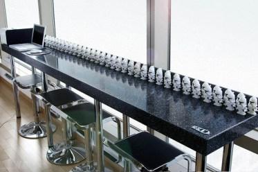 Barra de ejerctio Star Wars