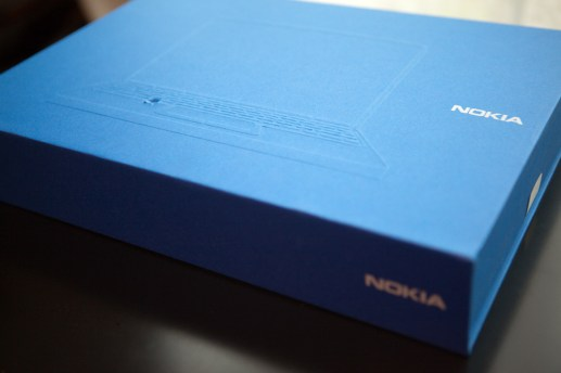 Nokia Booklet 3G #1