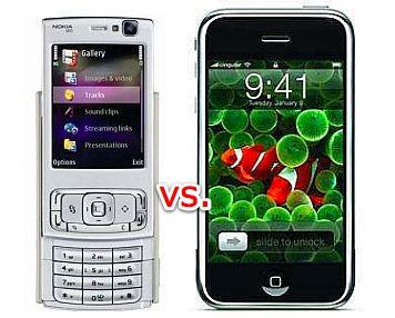 Nokia vs. Apple