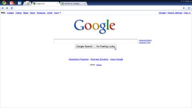 Google Chrome OS 2