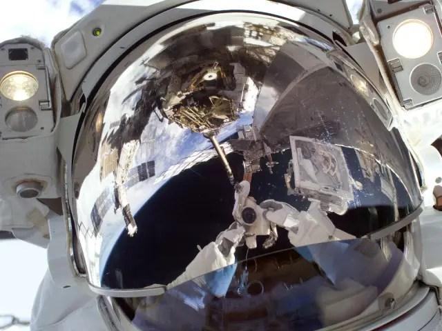Robert Satcher / NASA