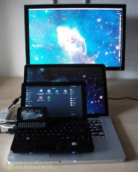 N900 Netbook MacBook Pro Pantalla