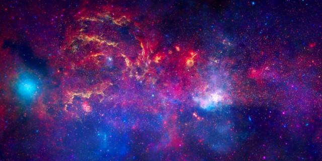 Centro de la Galaxia
