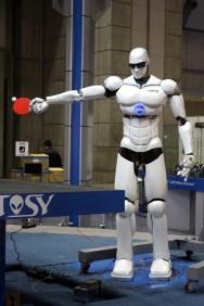 Robot ping pong