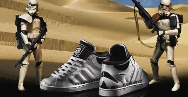 Star Wars + Adidas
