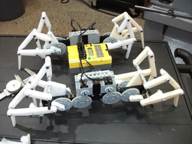 Araña LEGo