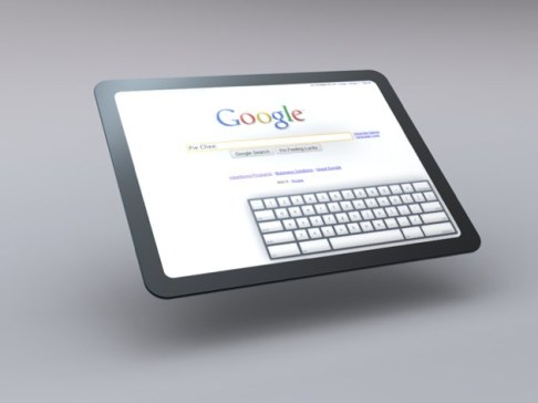 Tablet Chrome OS 2