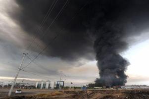 Daños del terremoto en Chile 10 - Vía El Universal