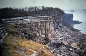 Cataratas del Niágara secas 1