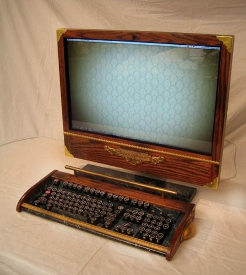 iMac Steampunk